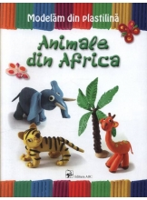 Modelam din plastilina. Animale din Africa