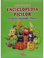 Enciclopedia piciului Fructe, legume si flori