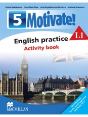 Motivate! English practice. Activity book. L 2 (clasa a V-a)