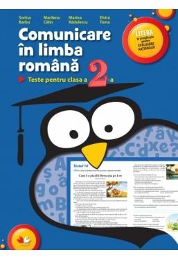 Comunicare in limba romana. Teste pentru cl a II-a