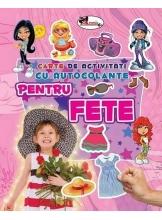Carte de activitati - pentru fete