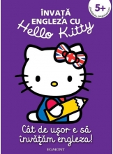 Cat de usor e sa invatam Invata engleza cu Hello Kitty
