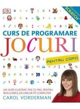CURS DE PROGRAMARE JOCURI PENTRU COPII. Carol Vorderman