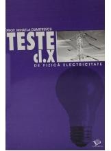 Teste de fizica electricitate cl.10
