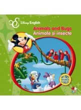 Disney English. Animale si insecte