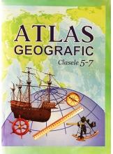 Atlas geografic clasele 5-7