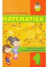 Matematica Teste si fise clasa 1