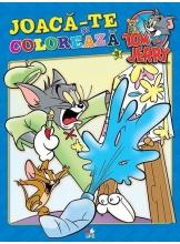 Tom & Jerry. Joaca-te si coloreaza 3