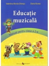 Educatia muzicala Manual pentru cl a 2-a