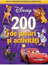 DISNEY. 200 DE JOCURI SI ACTIVITATI. Vol. 3