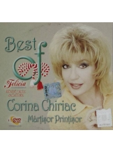 CD Corina Chiriac Best of