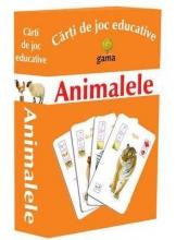 Carti de joc educative - Animalele