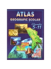Atlas geografic scolar cl 5-11