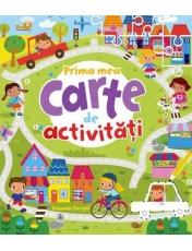PRIMA MEA CARTE DE ACTIVITATI. reeditare