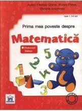 Prima mea poveste despre Matematica Nivel 1 3-5 Domeniul Stiinte
