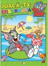 Tom & Jerry. Joaca-te si coloreaza 2