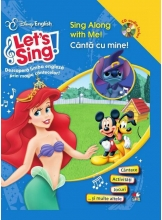 Disney English. Let's sing! Canta cu mine +CD