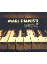 CD Mari pianisti ai secolului XX S. Rahmaninov vol. 1+cutie