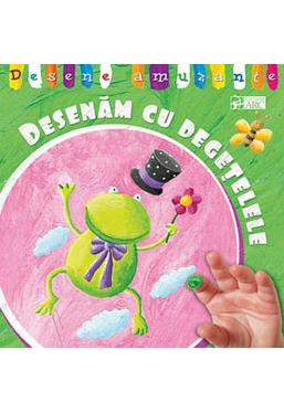 Desene amuzante Desenam cu degetelele