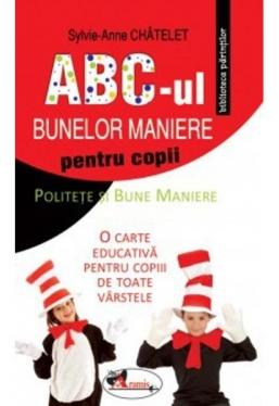 ABC-ul bunelor maniere pentru copii