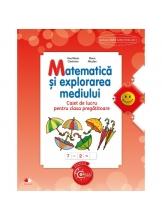 Matematica. Caiet de lucru pentru clasa pregatitoare