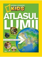 National Geographic kids. Atlasul lumii