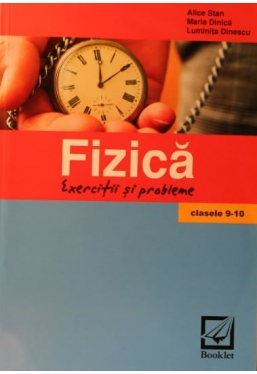 Fizica.Exercitii si probleme cl.9-10