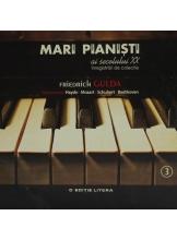 CD Mari pianisti ai secolului XX F. Gulda vol. 3