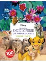 Disney. Prima mea enciclopedie cu autocolante. Animale, plante