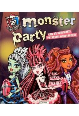Monster Party. Cum sa organizezi petreceri monstruoase