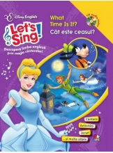 Disney English. Let's sing! Cat este ceasul? +CD