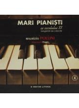 CD Mari pianisti al secolului XX M. Pollini vol. 4