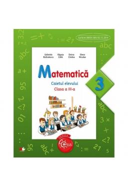Matematica. Caietul elevului clasa a III-a
