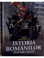 Istoria romanilor pentru elevi
