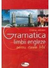 Gramatica limbii engleze pentru clasele 1-4