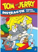 Tom and Jerry. Distractie pentru tot anul