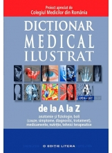 Dictionar medical ilustrat de la A la Z. Vol. 1