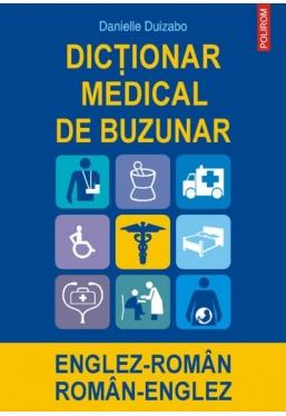 Dictionar medical de buzunar englez-roman rom-en