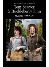 Tom Sawyer and Huckleberry Finn