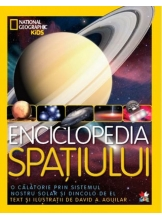 National Geographic Kids. Enciclopedia spatiului