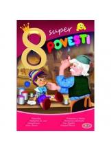 8 super povesti Pinocchio
