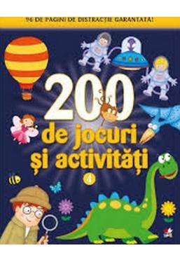 200 DE JOCURI SI ACTIVITATI. Vol 4