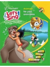 Disney English. Let's sing! Ne plac animalele +CD