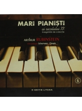 CD Mari pianisti al secolului XX A. Rubinstein vol. 6