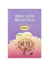 Educatie muzicala Caiet cl a 4-a