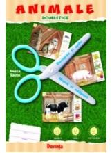 Decupez si aplic. Animale domestice Mapa *