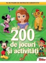 Disney. 200 de jocuri si activitati. Vol. 2