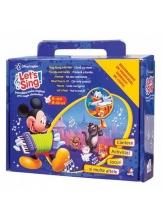 Descopera limba engleza prin magia cantecelor set 6 carti+CD Lets Sing