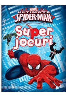 Ultimate Spider-Man. Super jocuri
