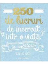 250 DE LUCRURI DE INCERCAT INTR-O VIATA - IN CALATORIE